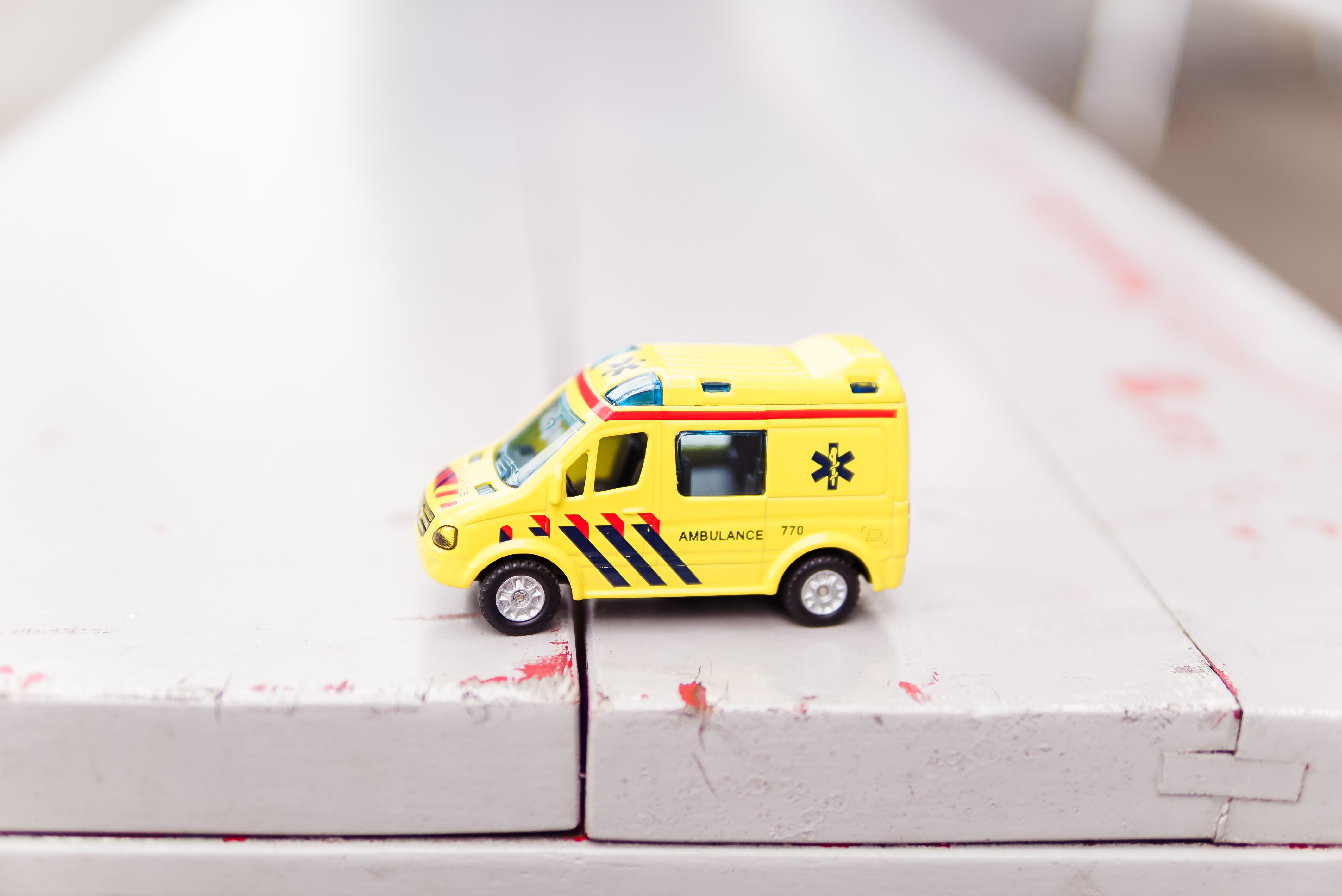 Woran denken beim Krankenhausaufenthalt
